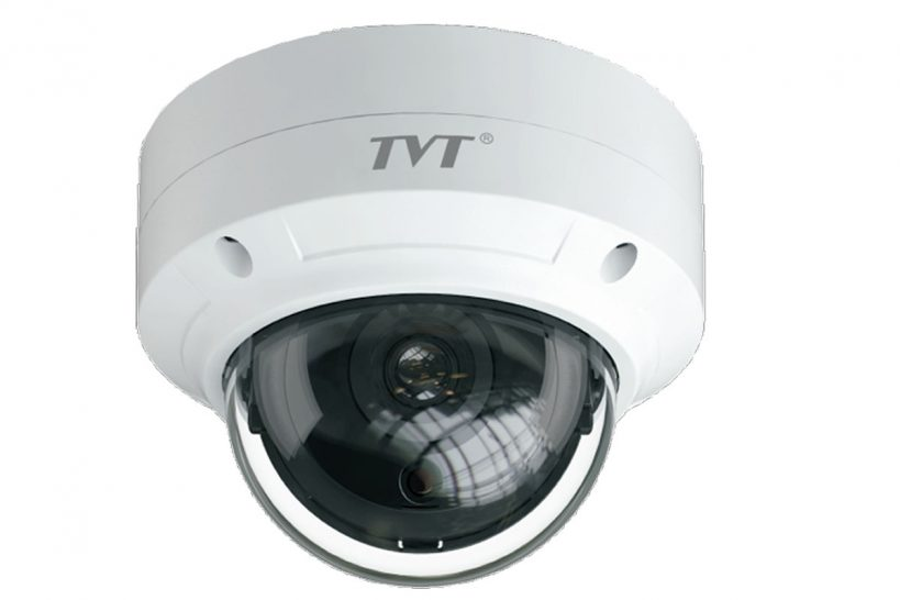 Tvt Ip Cctv Camera Td 9583e2 8 Mp Network Ir Water Proof